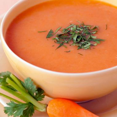 différence soupe potage